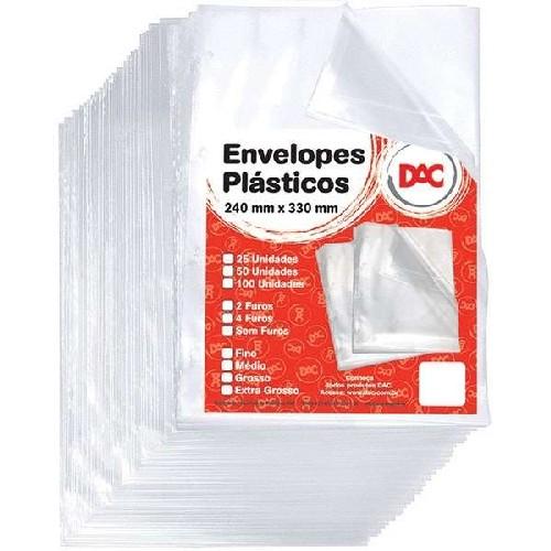 envelope plastico a4 grosso