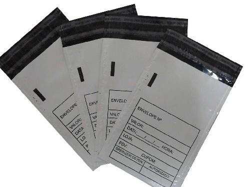 envelope plastico inviolavel