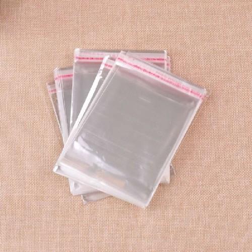 saco plastico adesivado