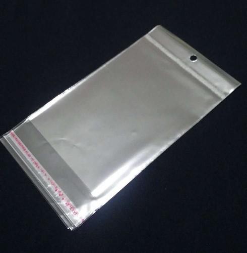 saco plastico transparente 10x15