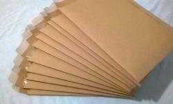 envelope com plastico bolha