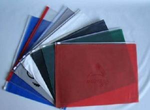 envelope plastico com ziper