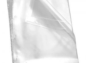 envelope plastico transparente