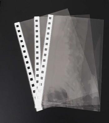 envelope plastico para agenda
