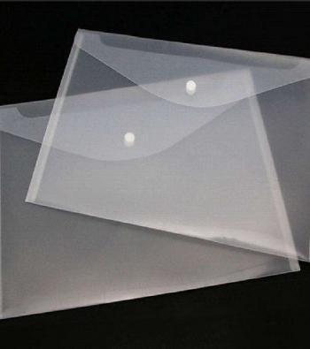 envelope transparente