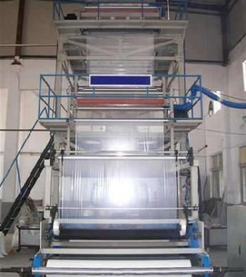 industria de sacolas plasticas